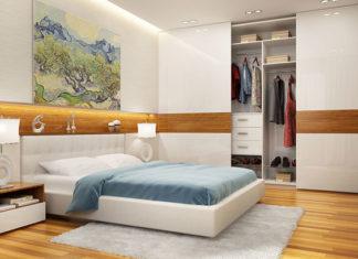 Modna sypialnia w kilku krokach